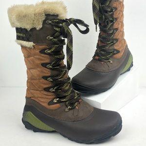 MERRELL Winterbelle Peak Waterproof Snow Boots 6